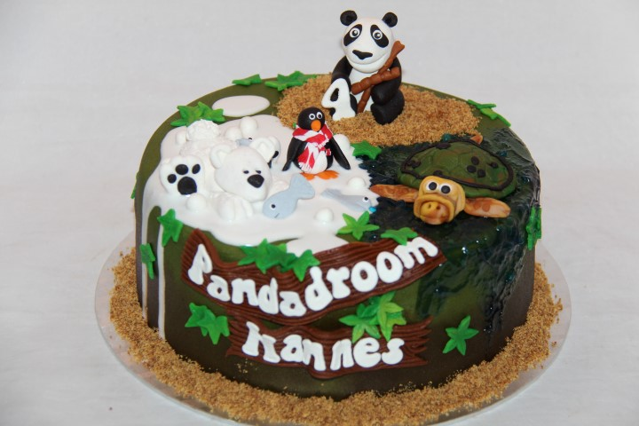 Pandadroom